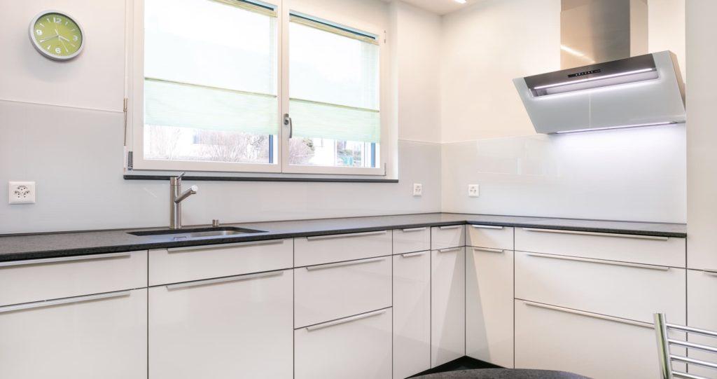 Küche für zwei Gyger Küchen GmbH