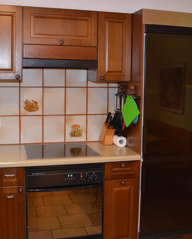 Küche vor Umbau Gyger Küchen