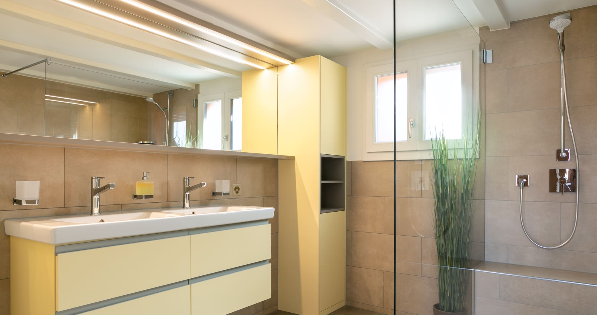 Neues Badezimmer Gyger Küchen GmbH