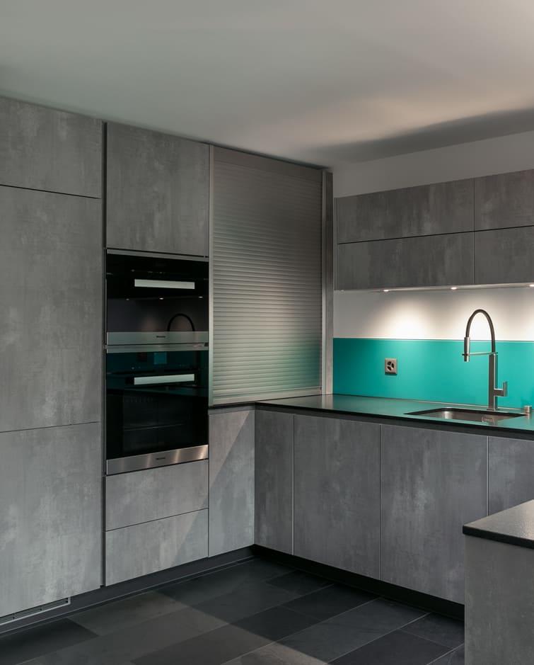 Küche nachher umgebaut Gyger Küchen GmbH