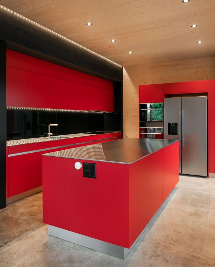 Küche mit Style inkl. Kochinsel Gyger Küchen GmbH